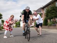 Ellen wordt doof door DFNA9, Bartjan uit Goor fietst voor haar (en anderen) naar Italië