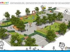 Schoolplein van De Magneet in Amersfoort wordt groener en duurzamer