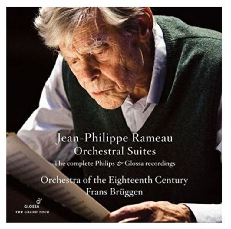 Jean-Philippe Rameau - Orchestral Suites. Beeld