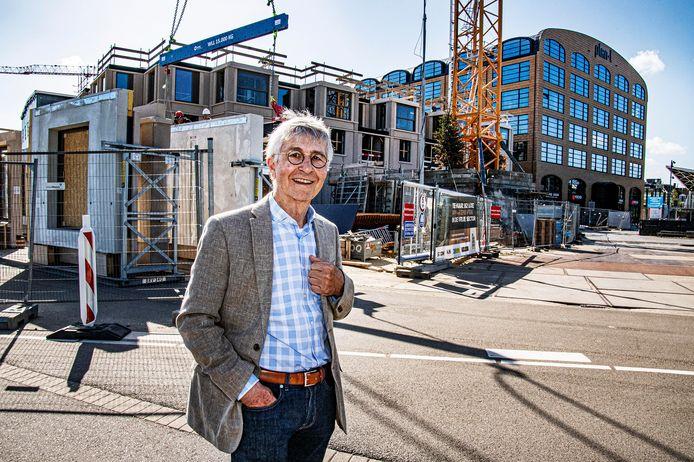 Tilburg in ontwikkeling, Frits Horvers heeft zich daar 'tomeloos voor ingezet'.
