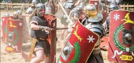 Hoe laat Nijmegen het trotse verleden zien? De Romeinen liggen vooral op straat