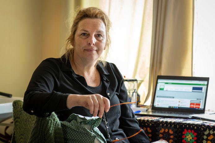 Annelies Kalisvaart werkt voor een zorgorganisatie voor mensen met een visuele beperking. Zelf heeft ze een erfelijke hartspierziekte.