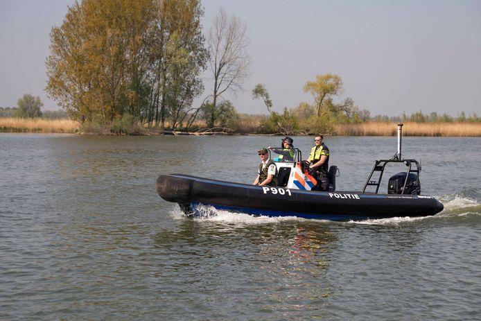 In totaal zijn er 7 boetes uitgedeeld voor onder meer te snel varen, fout parkeren en vissen met meer hengels dan toegestaan.