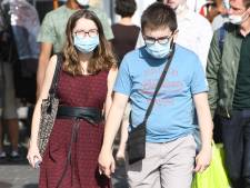 L'obligation du port du masque est encore prolongée à Charleroi