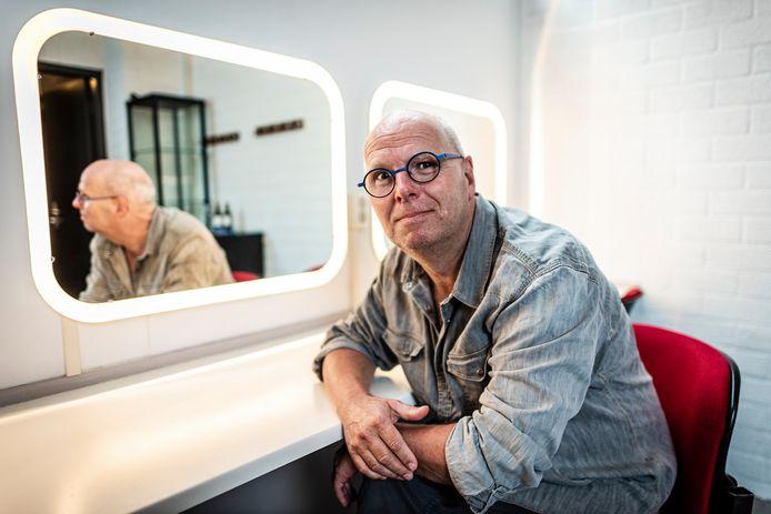 Ton van Rheenen, directeur van cultureel centrum en theater het Evertshuis in Bodegraven.
