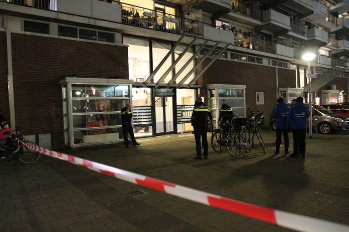 Vrouw gewond bij gewelddadige straatroof Artemisstraat.