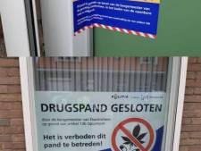Panden in Doetinchem drie maanden op slot vanwege drugsdelicten
