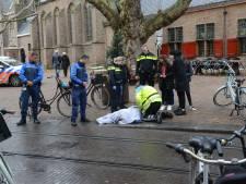 Meisje gewond na val van fiets door gladde tramrails