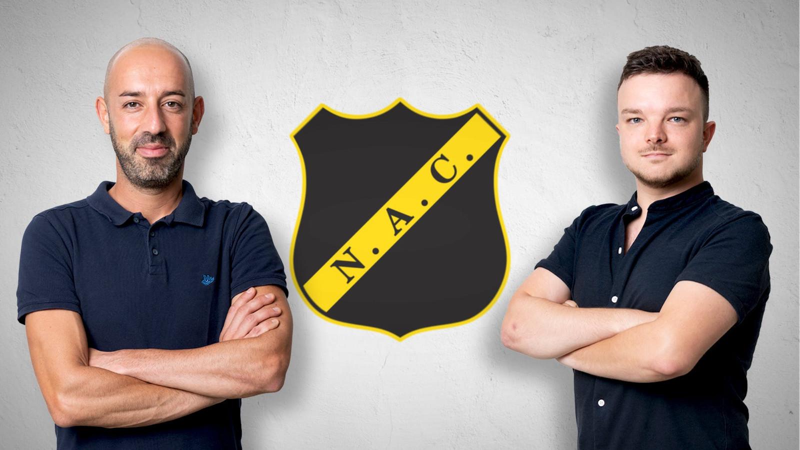 Yadran Blanco en Dennis Kas.