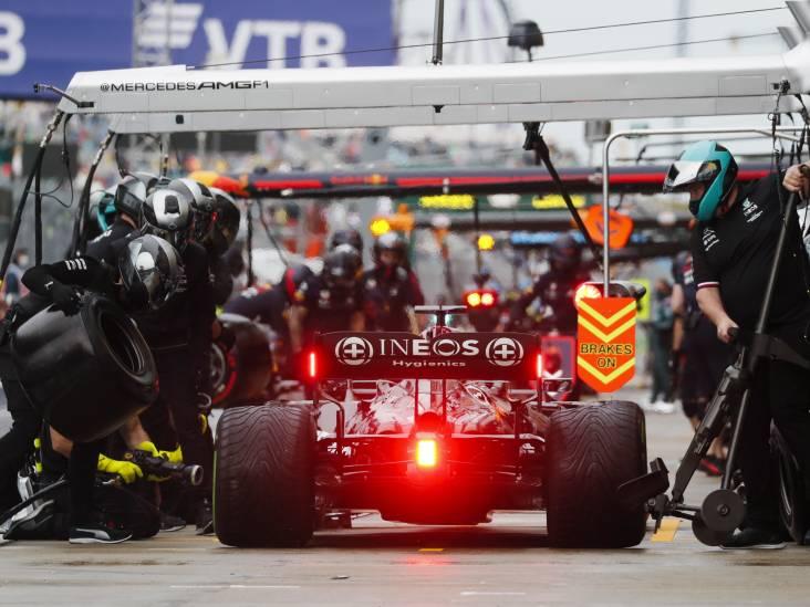 'Kan een autoband verwisselen niet veel sneller, zoals in de Formule 1?'