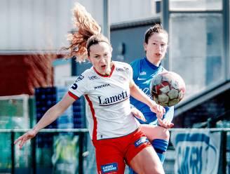"""Pauline Windels speelster van het jaar bij Essevee: """"Mooie erkenning voor een verdediger"""""""