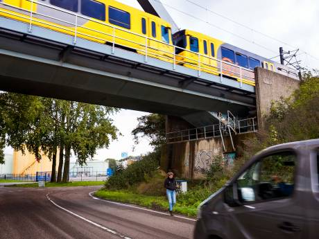 Hoe criminelen jarenlang wiet verbouwden in een Utrechtse trambrug en niemand iets doorhad