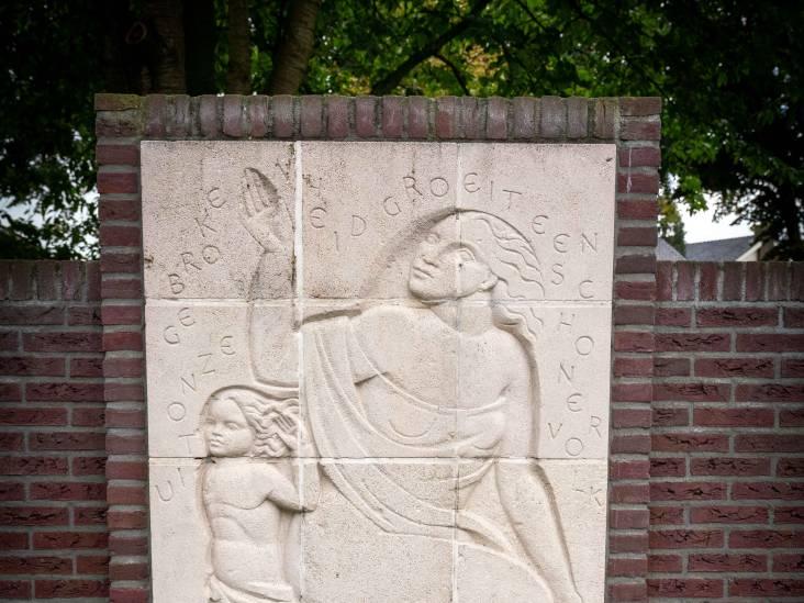 Monument in Gendt is eerste beeld van twee vrienden