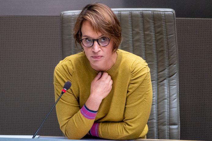 Elisabeth Meuleman (Groen).