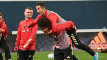 """Ex-ploeggenoot over Hazard: """"De meest luie speler waar ik mee speelde"""""""