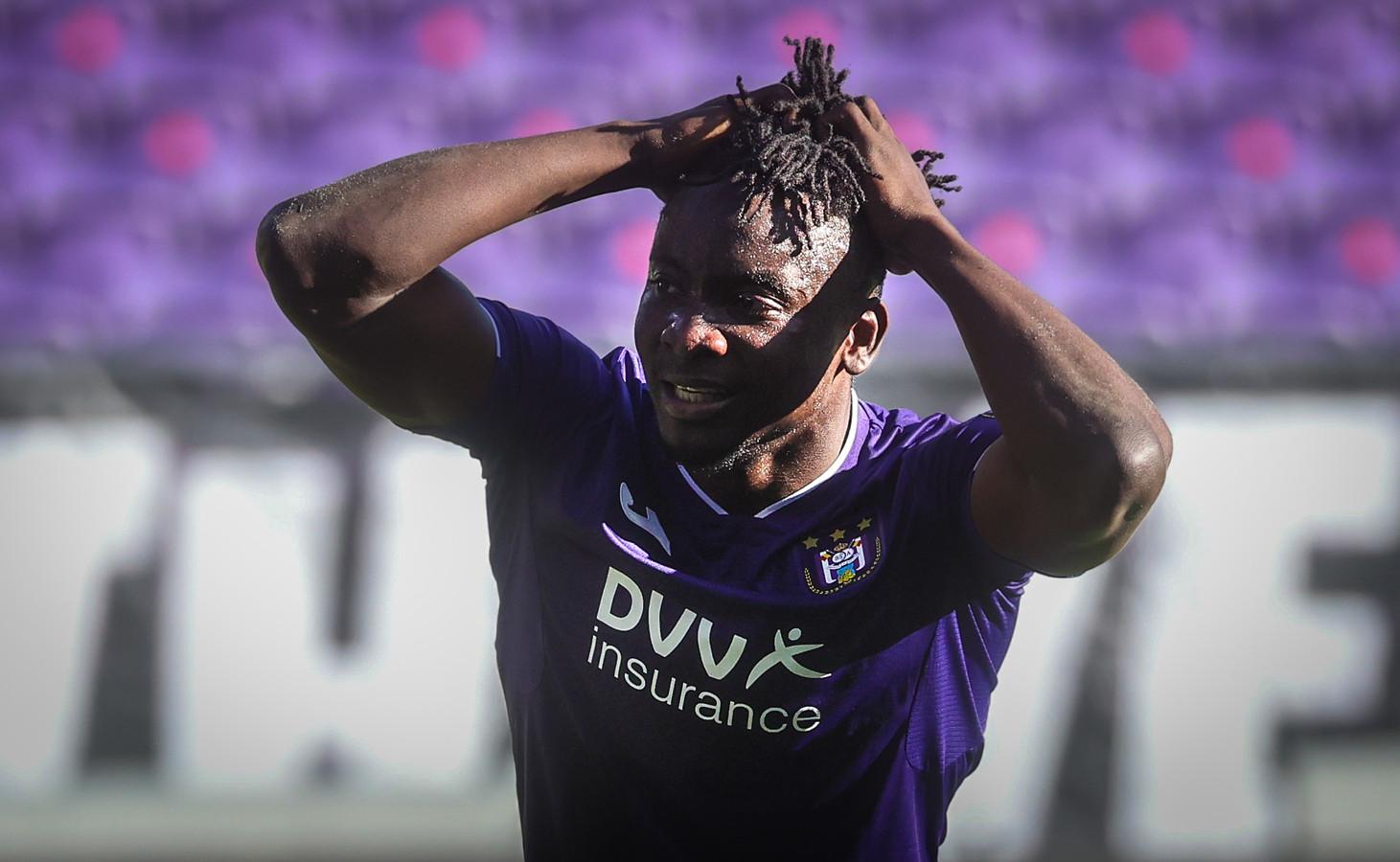 Anderlecht verloor gisteren na een wanprestatie tegen KV Kortrijk.