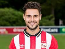 Bram van Vlerken oogst respect bij Jong PSV