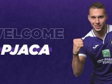 Marko Pjaca, finaliste du Mondial 2018, rejoint Anderlecht