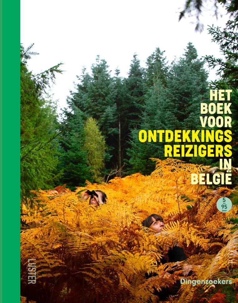 Uitgegeven bijLuster, € 25 dingenzoekers.be Beeld Greetje Van Buggenhout