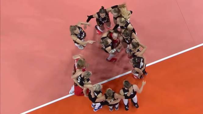 De Yellow Tigers kunnen hun fantastische prestaties tijdens deze 'Volley Nations League' in schoonheid afsluiten