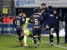 Touba bezorgt RKC Waalwijk in absolute slotfase drie punten tegen FC Emmen
