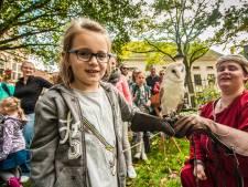'Onze dieren hebben geen stress en zijn gewend aan veel publiek'