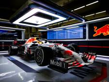 Red Bull onthult bijzondere auto voor Max Verstappen: 'Simpelweg prachtig'