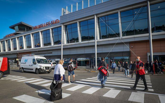 Passagiersverkeer neemt weer toe op de luchthaven van Charleroi.