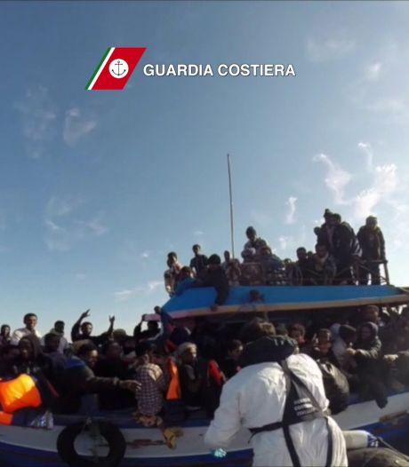 '400 mensen in Middellandse Zee verdronken'