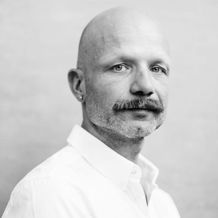 Mattijs van Bergen  Beeld Frank Ruiter