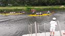 De Drakenbootrace zorgt voor waterpret op de Roode Vaart