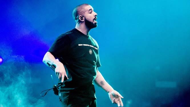 Streamingrecord voor Drake's album Scorpion