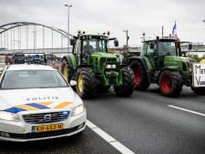 Schoolreisje naar Duinrell valt in het water door protesterende boeren
