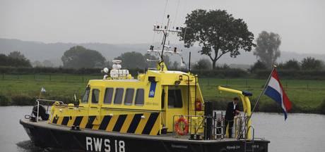 Schipper in nood gered op IJssel