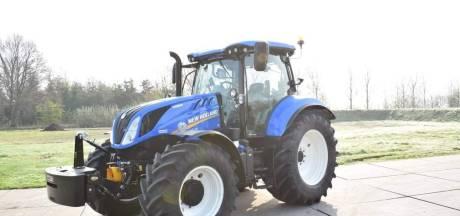 Tractor gestolen in Doeveren, 'Je rijdt hier niet zomaar mee weg'