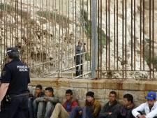 Le Maroc construit une barrière anti-immigration