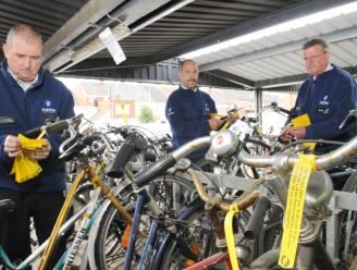 Opnieuw fietsregistraties door politie Meetjesland Centrum, ook op zaterdag
