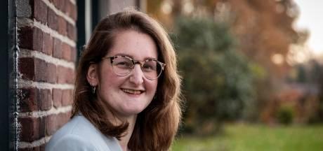 Daniëlle Schippers (21) uit Veldhoven heeft zeldzame ziekte syndroom van Bloch-Sulzberger: 'Ik wil anderen vooruit helpen'