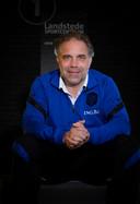 Volgens Art Langeler biedt corona ook kansen. Zo kan de KNVB de voetbalacademie veel sneller een moderner jas geven.