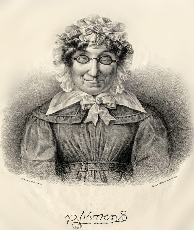 Petronella Moens Beeld Het Utrechts Archief