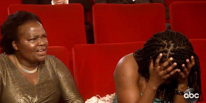 La mère et la soeur de Daniel Kaluuya étaient mortifiées lors de son discours de remerciement.