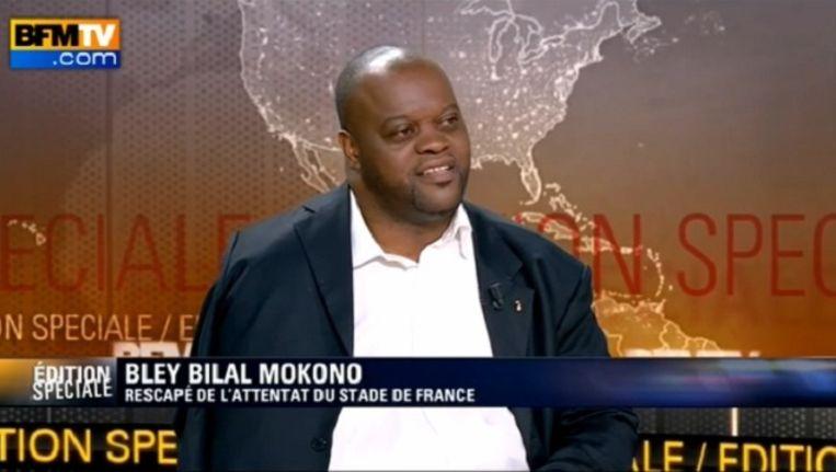 Bley Bilal Mokono doet zijn verhaal aan BFM-TV