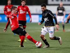 El Allouchi: 'Bij vlagen goed gespeeld, maar hier moet je gewoon winnen'