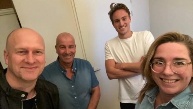 Supporterscoördinator Andre Coensen van PSV heeft na een turbulent leven 'de mooiste baan ter wereld'