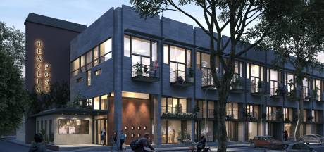 Wonen bij 'Tante Pos' in Hengelo: het lag een tijdje stil maar verbouwing gaat eind dit jaar beginnen