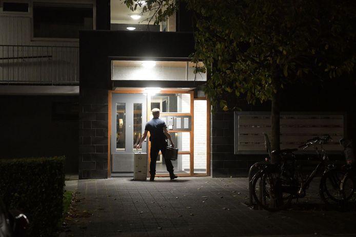 Overval op hoogbejaarde vrouw in Eindhoven