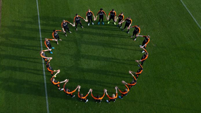In navolging op het Nederlands Elftal moeten ook Roosendaalse sportclubs betrokken worden bij het aanpakken van racisme.