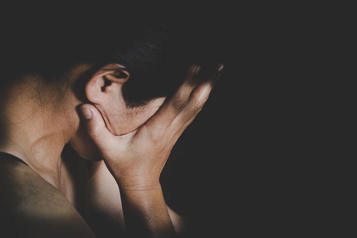 De vrouw werd drie dagen vastgehouden in een kraakpand en verkracht