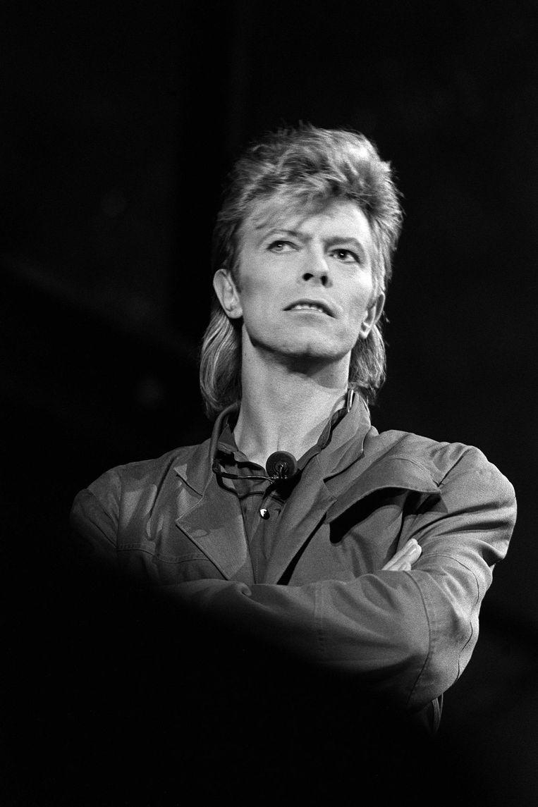 David Bowie. Beeld anp