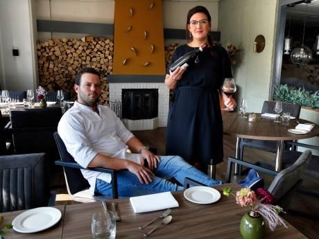 Restaurant Bas: chique zonder opsmuk en gerund door een ontwapenend stel vol potentie